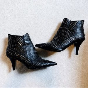 Geometric Studded Jeffrey Campbell Shoes